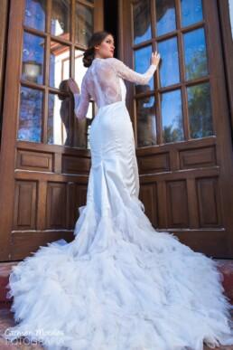 Reportaje de bodas - Ana - Carmen Morales Fotografía